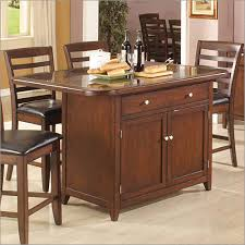 Kitchen Island Table With Stools Wonderful Kitchen Island Table With Stools Black Kitchen