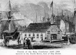 The Holy Comforter Seamen U0027s Church Institute New York City