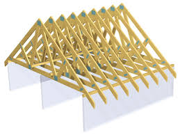 a frame roof all about roofs pitches trusses and framing diy