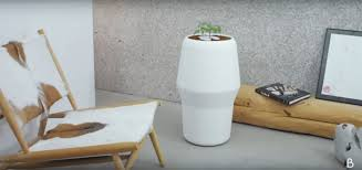 bios urn bios launches modern funerary urns that grow plants with loved