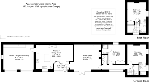 3 bedroom barn conversion for sale in court farm oaksey