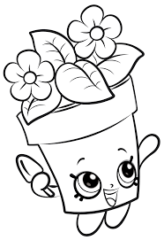 shopkins lippy lips coloring pages get coloring pages