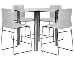 Napoli Dining Table Napoli Glass High Dining Table