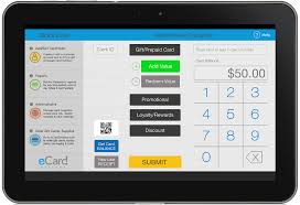 gift card system android gift card program app