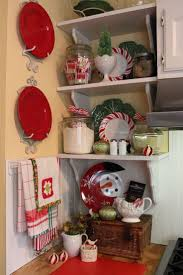 Christmas Kitchen Decorating Ideas by 34 Best Christmas Kitchen Images On Pinterest Christmas
