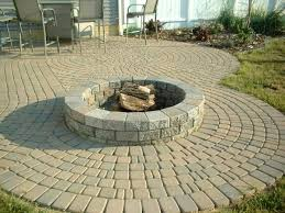 Block Patio Designs Diy Backyard Patio Pavers Captivating Block Patio Designs With