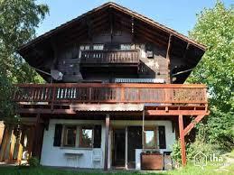 chalet a louer 4 chambres location chalet dans un resort à gryon iha 49308