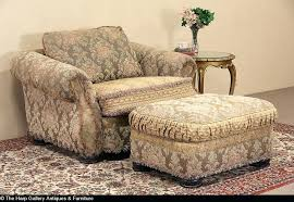 oversized fabric chair with ottoman overstuffed chairs with ottoman overstuffed chairs armchair