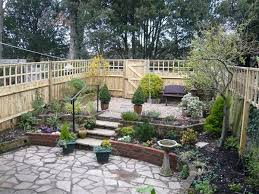 homeofficedecoration garden fencing ideas for dogs