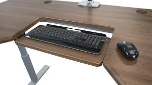 Platform For Standing Desk Desk Wonderful Keyboard Tray And Mouse Platform Ergonomic Support