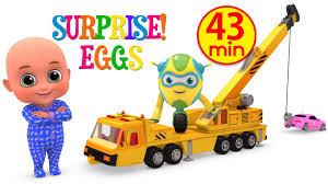 kids toys construction truck toys for kids pickup crane