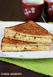 How To Make Grilled Cheese In A Toaster Oven Cheese Sandwich Recipe How To Make Grilled Cheese Sandwich Recipe