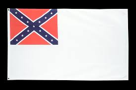 Southern Rebel Flag Usa Southern United States 2nd Confederate 3x5 Ft Flag