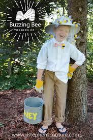 Beekeeper Halloween Costume Diy Halloween Costume Boy Bee Keeper Thrifty