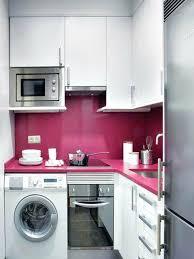 lave linge dans la cuisine cuisine acquipace pour surface amacnagement dune