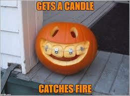 Meme Pumpkin - bad luck pumpkin imgflip