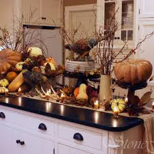 kitchen island fall decorations http avhts com pinterest