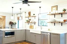 open shelves kitchen design ideas glamorous open shelves kitchen design ideas contemporary best