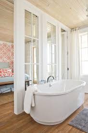 Sinking In The Bathtub by 65 Calming Bathroom Retreats Southern Living