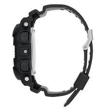 black friday g shock watches amazon com casio men u0027s ga100 1a1 black casio watches