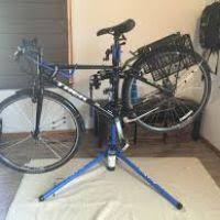 Diy Bike Desk Diy Stationary Bike Stand Do It Your Self Diy