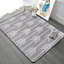 teppich k che thicking geometrische gedruckt pfeile boden teppich teppiche