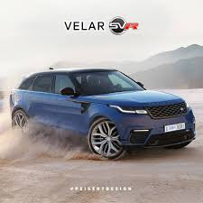 land rover velar for sale range rover velar svr rendered as the suv you u0027re secretly