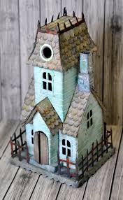 269 best tim holtz houses images on pinterest mini houses putz