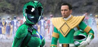 power rangers cast lobbying green ranger female