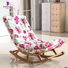 Retro Upholstery Vintage Style Rocking Chair Rocking Chair Vintage Empire Style