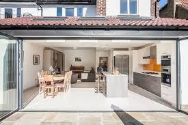 single storey kitchen extension in twickenham by l u0026e lofts and