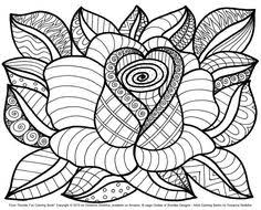 paisley flowers free coloring artist jennifer stay