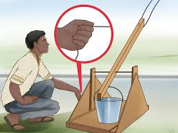 how to build a trebuchet 1 meter scale with pictures wikihow