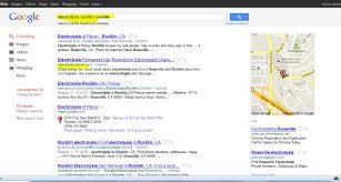 Maps Google Com Los Angeles by Los Angeles Web Design Seo For Organic Serp Nicks Web Works