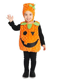 pumpkin costume halloween plush belly pumpkin costume for toddlers wholesale halloween