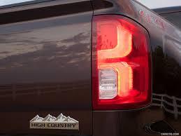 chevy silverado led tail lights 2016 chevrolet silverado 1500 high country led tail light hd