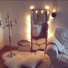 Bedroom Mirror Lights Mirror With Lights Around Stylish Ideas Bedroom Mirror With Lights