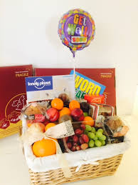 get well soon package baskets galore customer gifts fruit flower baskets 12 10 15