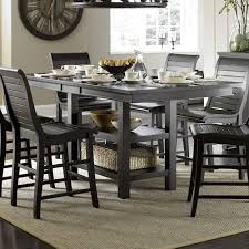 how high is a counter height table progressive furniture willow dining distressed finish rectangular