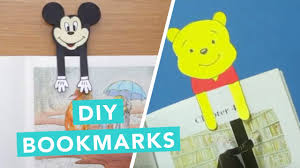 easy to make cartoon bookmarks for kids nailed it youtube