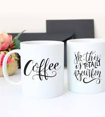 just kidding bourbon coffee mug features coffee u0026 tea mint