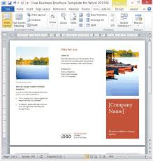 brochure template word 2013 bbapowers info