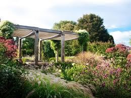 Garden With Trellis Landscape Design Services Gardenista