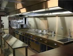 nettoyage cuisine professionnelle dégraissage nettoyage de hotte professionnelle de restaurant sur