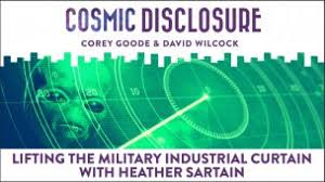 ufos disclosure cosmic disclosure lifting the military