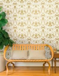 Home Wallpaper Designs by 13 Wallpaper Designs To Swoon Over U2013 Design Sponge