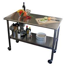 Kitchen Island Cart Stainless Steel Top Kitchen Wonderful Kitchen Cart Metal Design Kitchen Island Cart