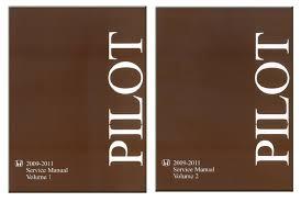 2011 honda pilot service schedule bishko oem repair maintenance shop manual honda pilot 2009 2011 ebay