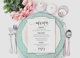 wedding menu template wedding menu cards unique wedding menu printable wedding menu