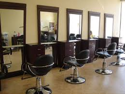 salon mirrors with lights groove your business with some exquisite salon furniture